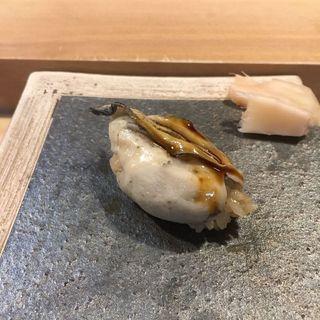 牡蠣(鮨猪股)
