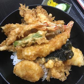 天丼(天房 (てんふさ))