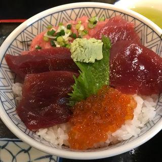 鉄火いくら丼(男鹿半島 東陽町店 (おがはんとう))