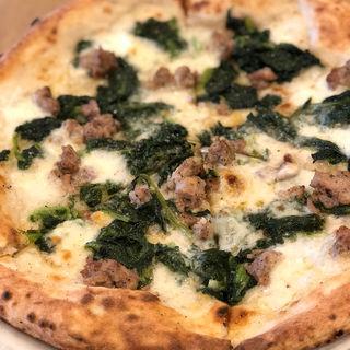(本日のピザ イタリアンソーセージと菜の花(Pizzeria da Torachici (ピッツェリア ダ トラキチ))
