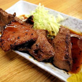 レバステーキ(立飲みいこい 支店 )