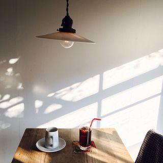 アイスコーヒー & ブレンドコーヒー(喫茶ヒラヤ (hiraya))