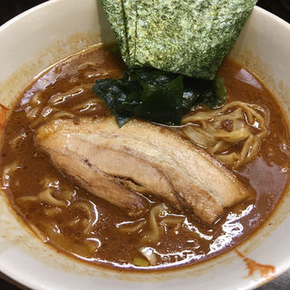 魚介味噌らーめん(麺屋 優創 )