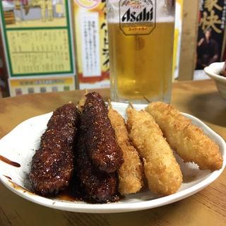 串揚げ(のんき屋 (のんきや))