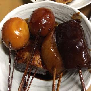 味噌おでん(のんき屋 (のんきや))