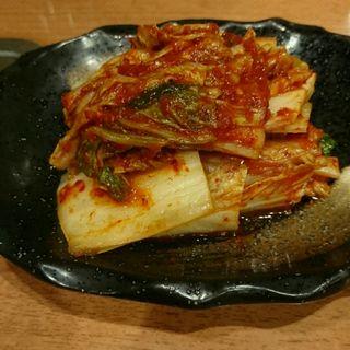 白菜キムチ(トトリ 本店)