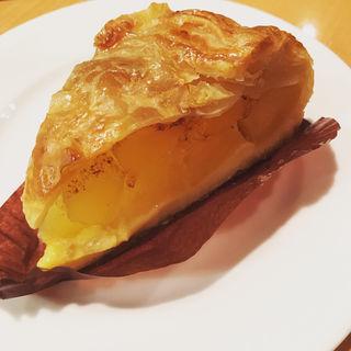国産りんごのアップルパイ(カフェ エクセルシオール 八重洲地下街店 (CAFE EXCELSIOR))