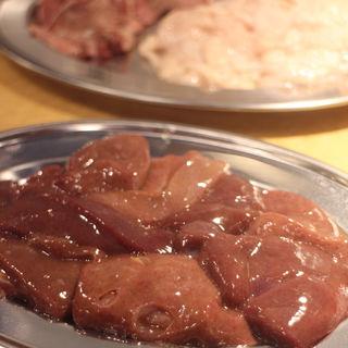 豚レバー(ホルモン屋 かねちゃん)