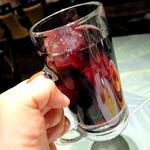 ジョッキ氷ワイン(赤)(エリックサウス 東京ガーデンテラス店 )