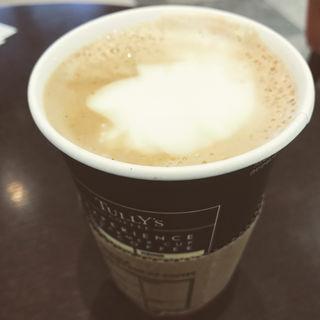 ハニーミルクラテ(タリーズ コーヒー 綾瀬駅前店 (TULLY'S COFFEE))