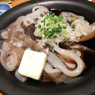 真いかのごろ焼き(蕎麦居酒屋 高田屋 川崎)