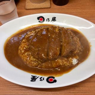 名代上メンチカツカレー(日乃屋カレー 御茶ノ水店)