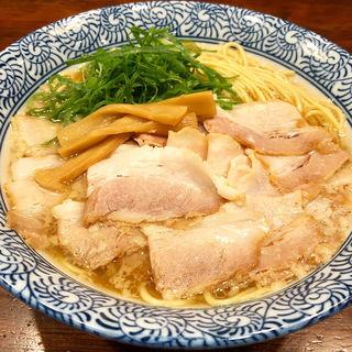 とろ肉チャーシュー(元祖熟成細麺 香来 壬生本店 )