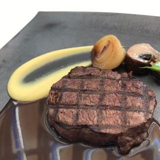 オーストラリア産のフィレ肉のグリル(ステラガーデン (Stellar Garden))