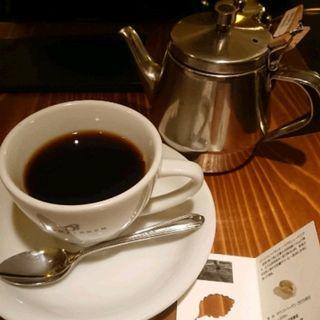 コーヒー(エリンバリハイランド、パプアニューギニア)(三十間 銀座本店 (サンジッケン))