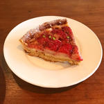 苺のベイクドタルト