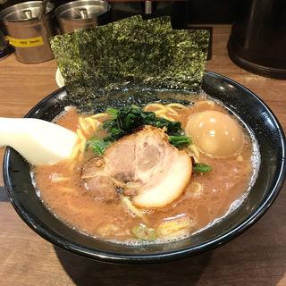 味玉ラーメン(麺達うま家 )