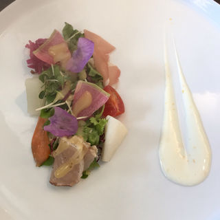 オードブル(レストラン タガミ (Restaurant Tagami))