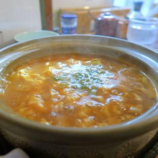 カレー雑炊(うどん 蔵十 (くらじゅう))