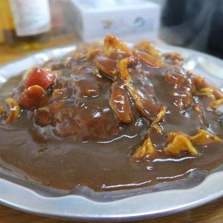 ホッキカレー(マルトマ食堂 )