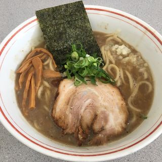 ラーメン(麺屋白頭鷲 )
