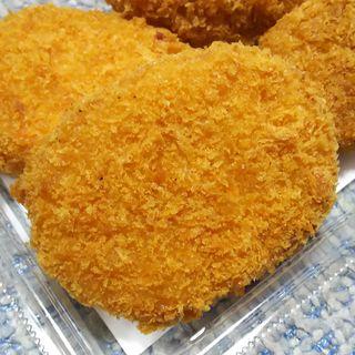 北海道産チーズ入りコロッケ(柿安 ラゾーナ川崎プラザ店)