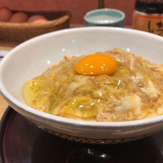 たまご丼(赤坂うまや うちのたまご直売所 )