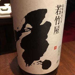 日本酒 渓 純米吟醸(六ヶ城 (ろっかんじょう))