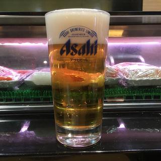 生ビール(すしざんまい 天神店 )