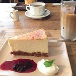 チーズケーキ(TRITON CAFE)