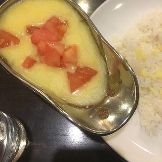 トマトチーズカレー(ボンナペティ (BonAppetit))