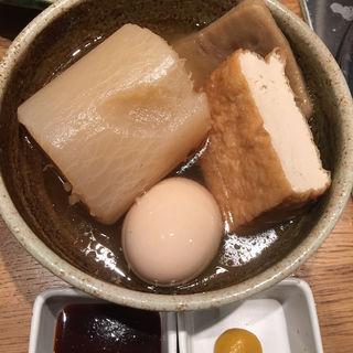 おでん(大曽根魚貝センター 浜焼商店)