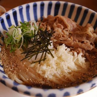 肉ぶっかけ(讃式)