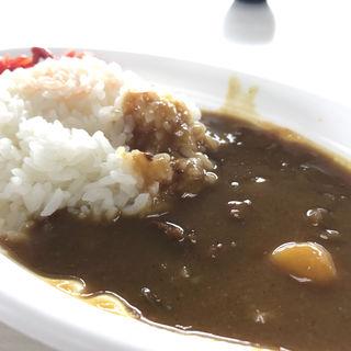 壱岐牛カレー(壱岐家畜市場・青果集荷場)