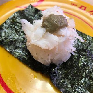 丸ずわい蟹肩肉包み(スシロー 山科店 (【旧店名】あきんど))