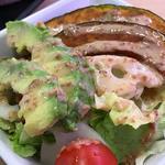 5種の野菜サラダ