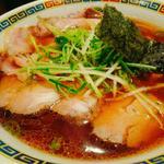 肉醤油(ラーメン坊也哲 )