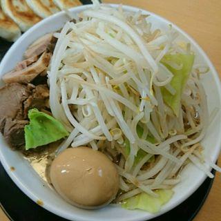 織蔵ラーメン(麺豪 織蔵)