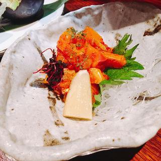 魚介のチャンジャ(ウオマチ )