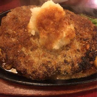 和風おろしハンバーグ定食(レストラン喫茶 タクト )