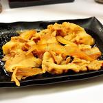 豚皿(並盛)