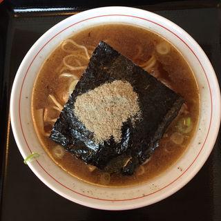 煮干中華(麺屋 鼓志)
