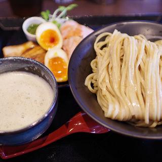 特製鶏とろみつけ麺(麺屋甚八 飾磨店)
