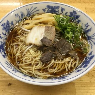 ラーメン(大)(麺鯉 (めんこい))