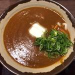 カレーうどん 中(香川 一福 立川店)