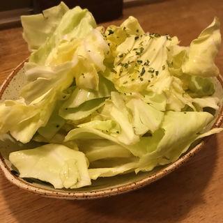 おつまみキャベツ(居酒屋おかん )