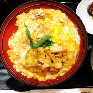コーチン親子丼(鶏三和 LUCUA大阪店 )