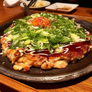 まんぼ焼き(まんまるの月 烏丸錦店 )