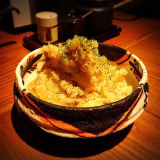 温、明太ポテサラチーズ(鶏だしおでん さもん)