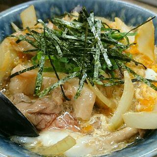 合鴨丼(鳥喜久 (トリキク))